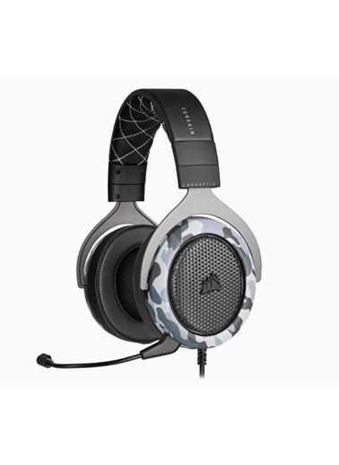 Corsair Ca9011225Eu Hs60 Haptic Bass Mikrofonlu Oyuncu Kulaklığı Renksiz